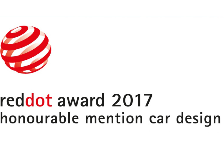Hyundai i30 má Red Dot Design Award.